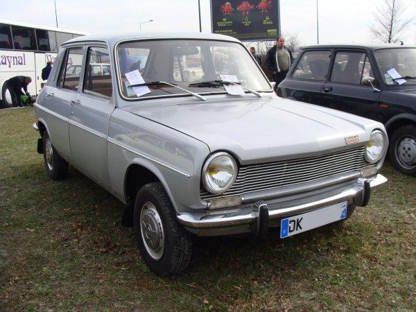 Simca 1100 GLS 1967