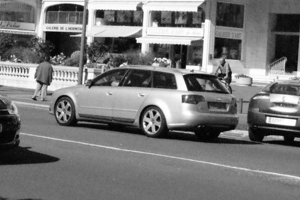 Audi S4 B7 Avant 2005