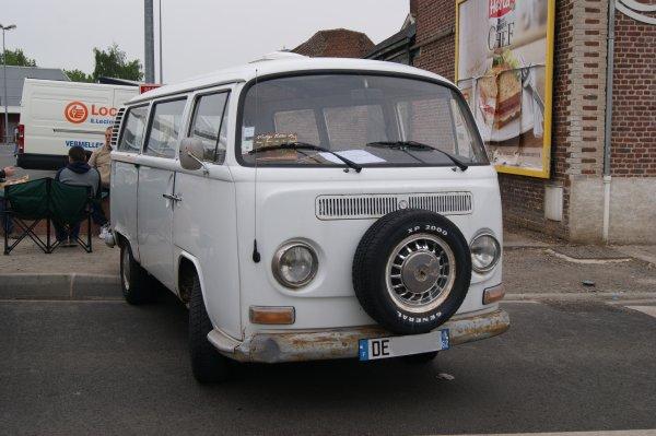 Volkswagen Transporter T2 Combi 1967