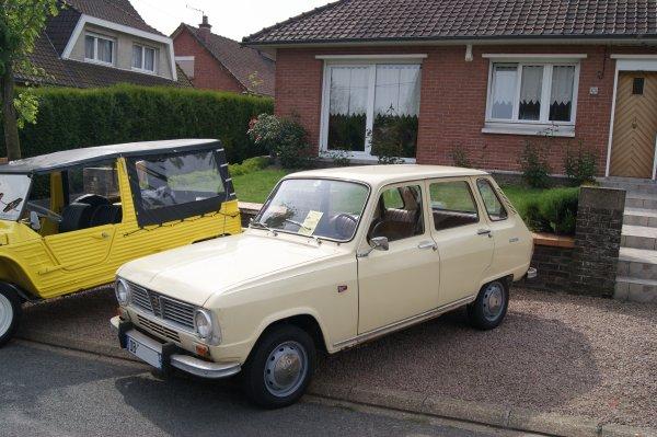 Renault 6 TL 1970