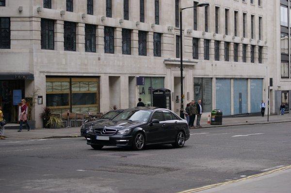 Mercedes C W204 63 AMG 2012