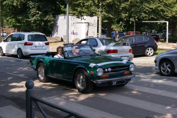 Triumph TR6 1973