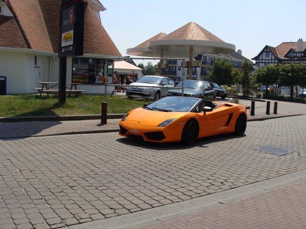 Lamborghini Gallardo LP-560 Spyder 2008