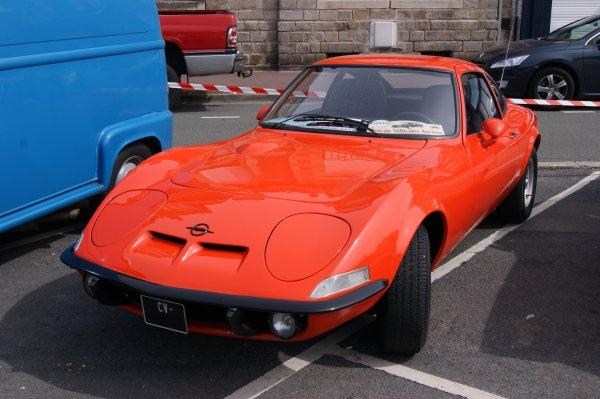 Opel GT 1968