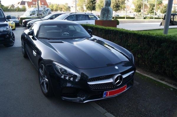 Mercedes AMG GTS 2014