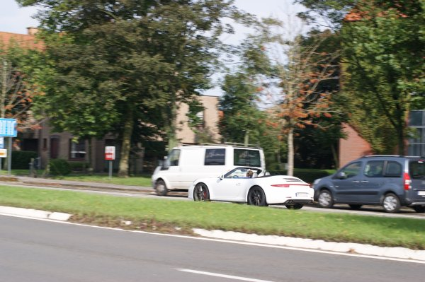 Porsche 991 Carrera 4S 2013