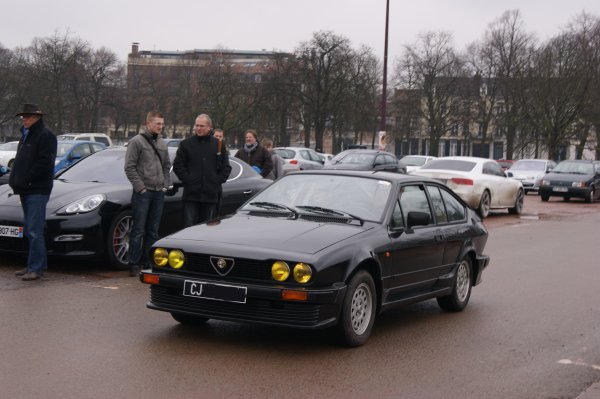 Alfa Romeo GTV 2.0 1982
