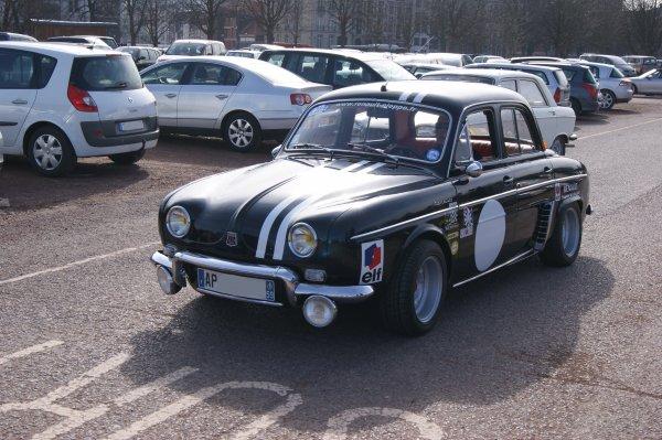 Renault Dauphine R1091 Gordini 1960