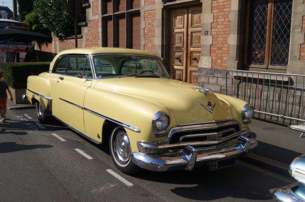 Chrysler Newport New Yorker 1955