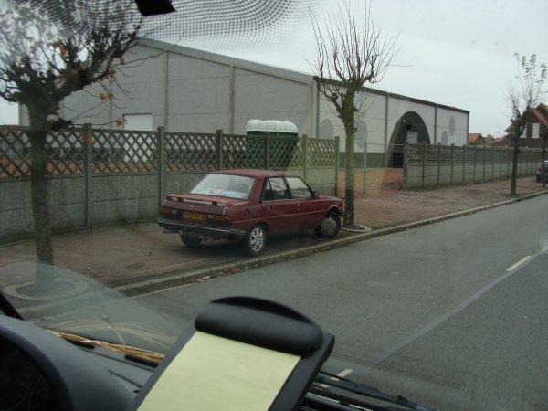 Peugeot 305 GR 1985