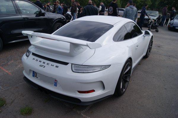 Porsche 991 GT3 2014