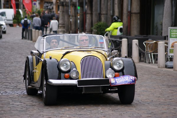 Morgan Plus 8 1970