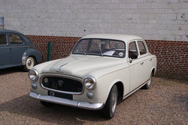 Peugeot 403-7 1960