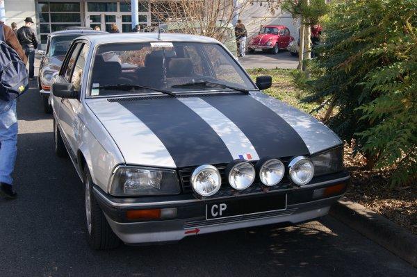 Peugeot 505 Turbo 1985