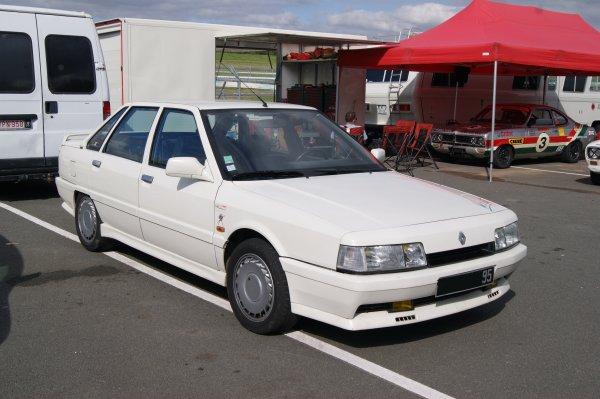 Renault 21 Turbo 1987
