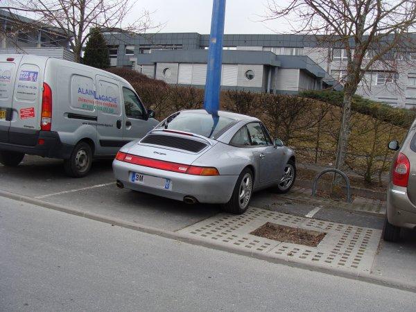 Porsche 993 Targa 1995