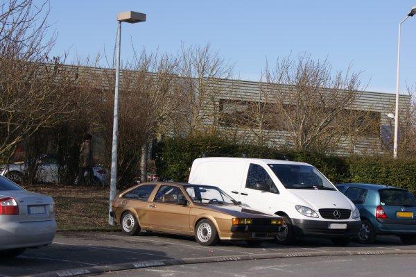 Volkswagen Scirocco GT 1981