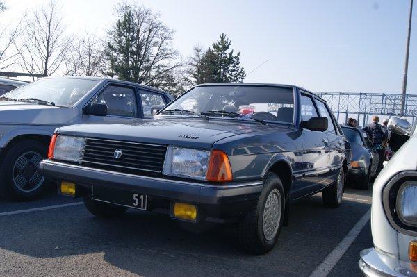 Talbot Solara 1980