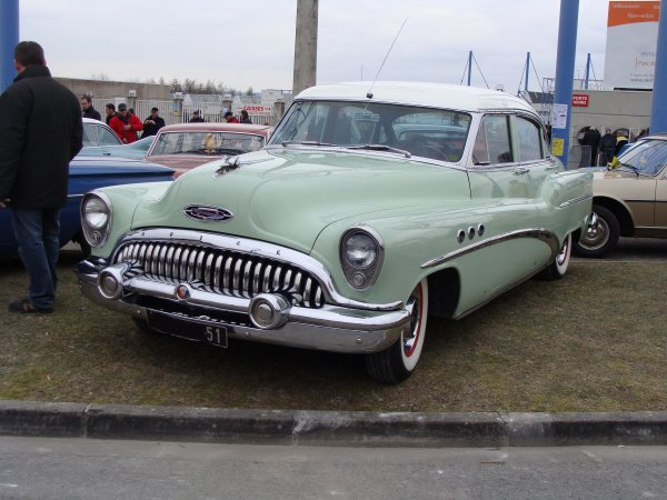 Buick Super Eight 1953