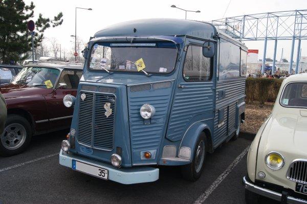 Citroën Type H 1969