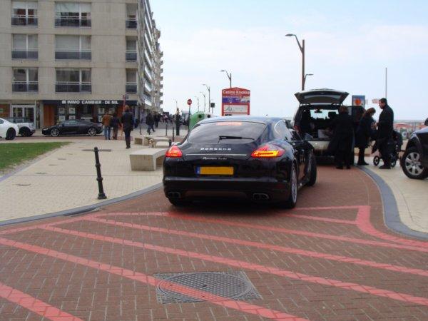 Porsche Panamera Turbo 2009