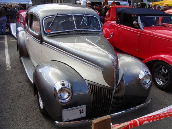 Ford V8-91 1939