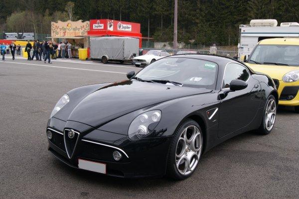 Alfa Romeo 8C Competizione 2006
