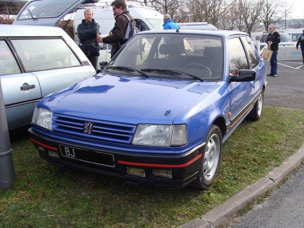 Peugeot 309 GTI 16 1989