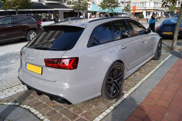 Audi RS6 C7 Avant 2015