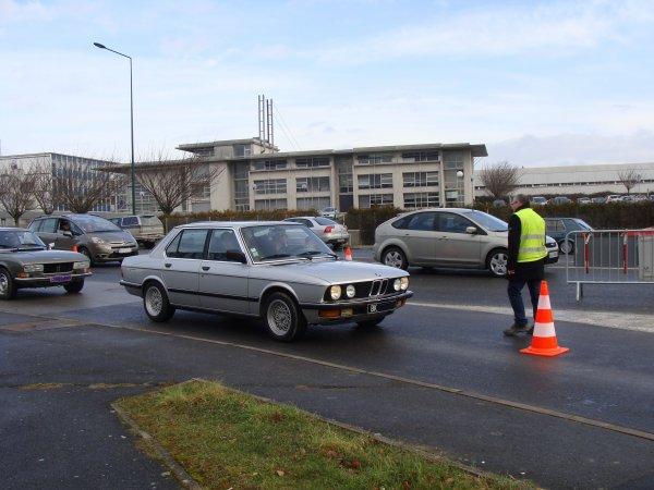 BMW Série 5 E28 1981