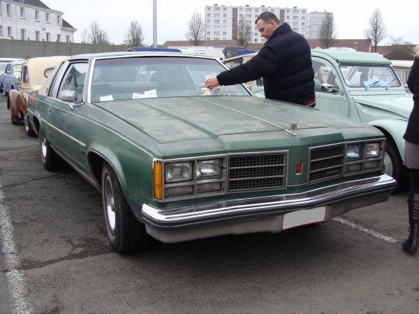 Oldsmobile 88 Delta 1978