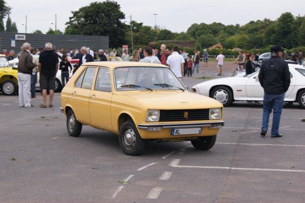 Peugeot 104 1973