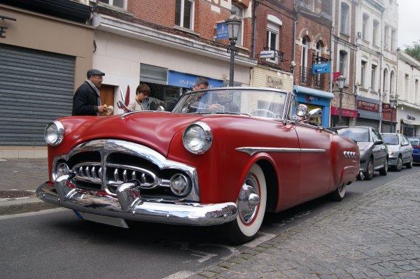 Packard 250 1951