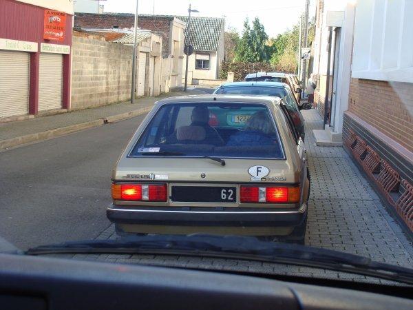 Mazda 323 BD 1980