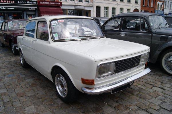 Simca 1005 LS 1976