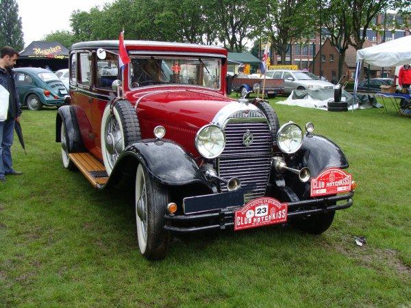 Hotchkiss AM 80 1932