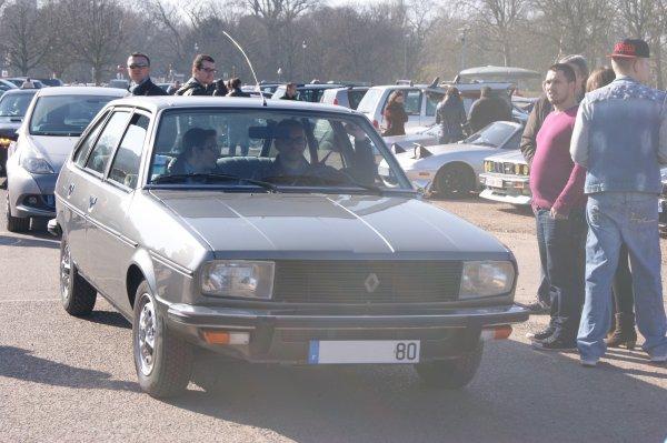 Renault 20 1977