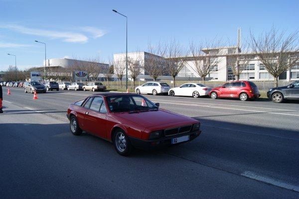Lancia Beta Monte Carlo 1980