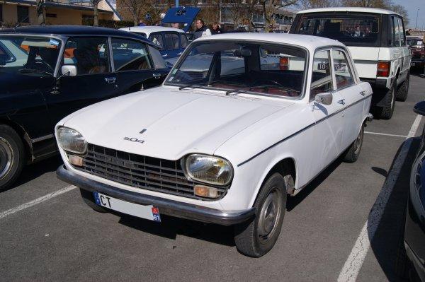 Peugeot 204 1967