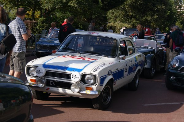 Ford Escort RS 1973