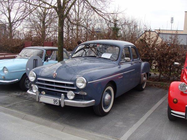 Renault Fregate 1955