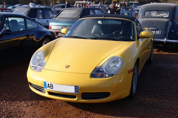 Porsche Boxster 986 S 1999