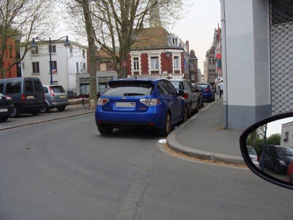 Subaru Impreza STI 2007