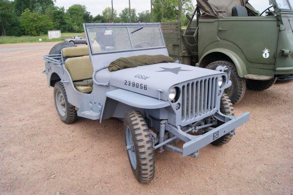 Hotchkiss M 201 1956