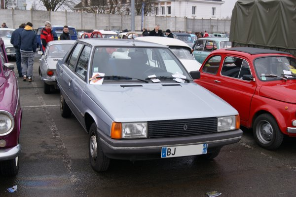 Renault 9 1981