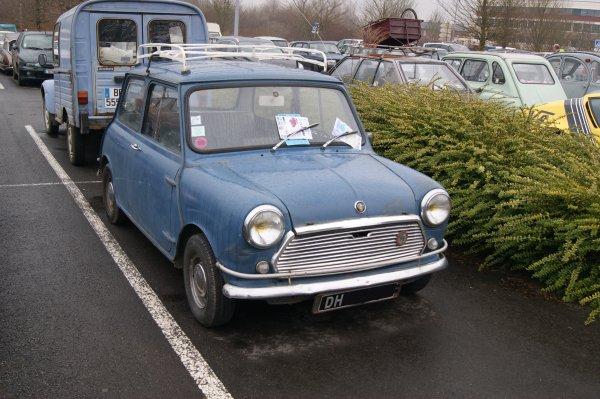 Morris Mini MK II 1967