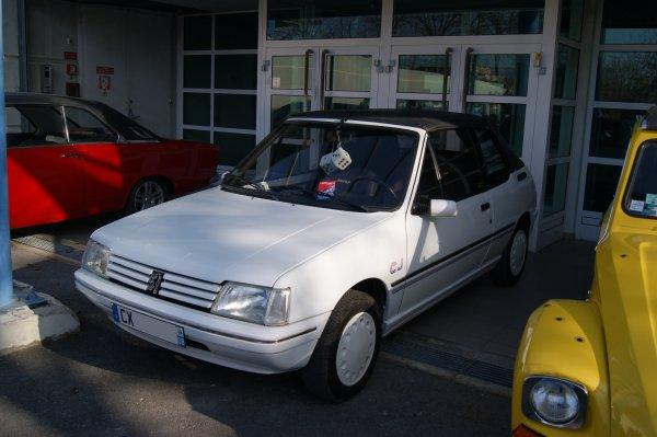 Peugeot 205 CJ 1990