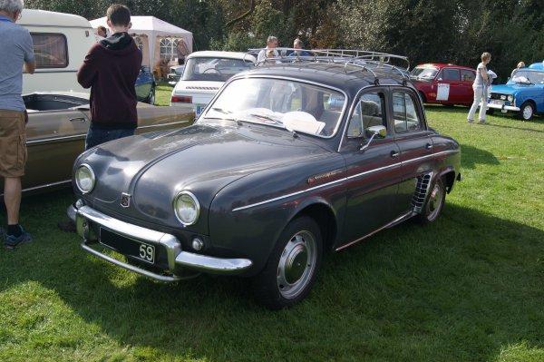 Alfa Romeo Ondine 1962