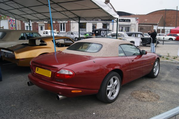 Jaguar XK8 X100 1997