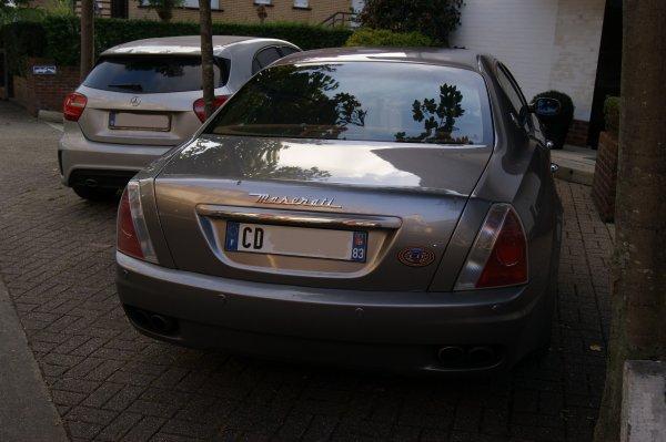 Maserati Quattroporte 2003
